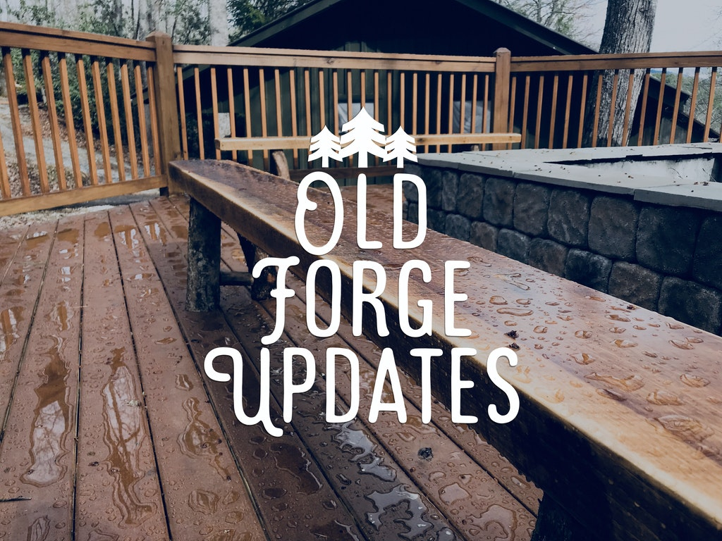 Old Forge Updates!