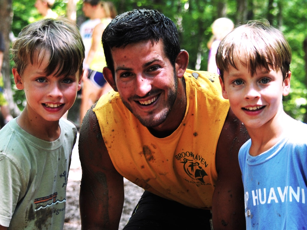 Unstructured Play: An Integral Part of Kids Camp
