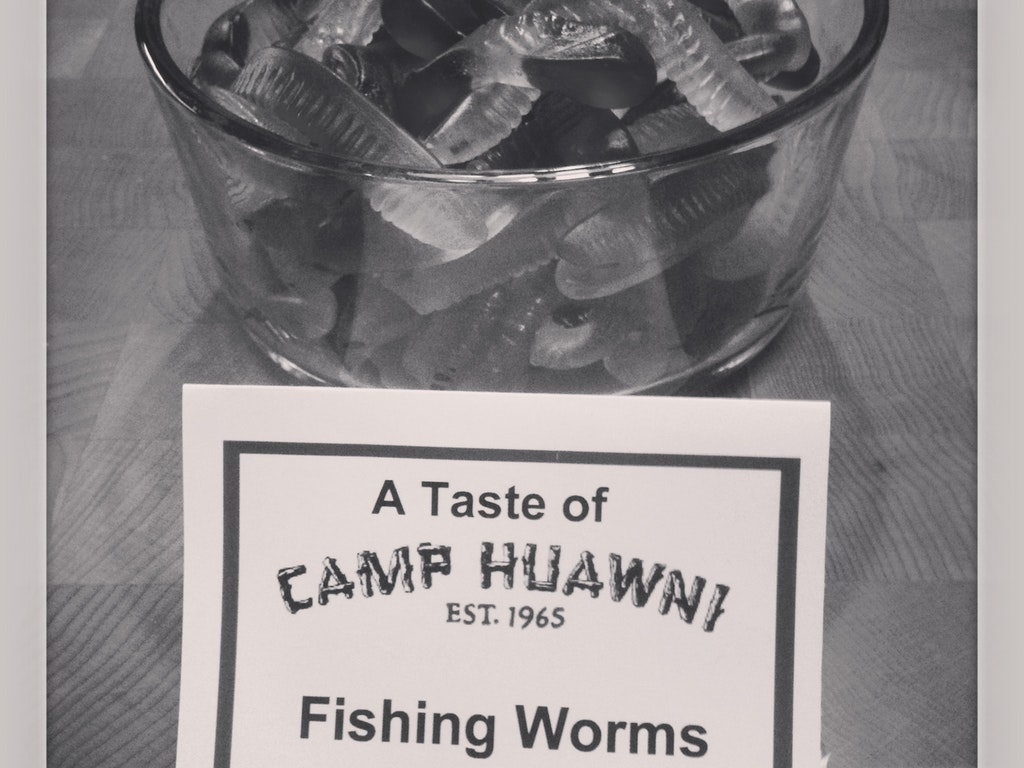 Worms  Watermelon Never Tasted So Good!  Katy, Texas Camp Party Update