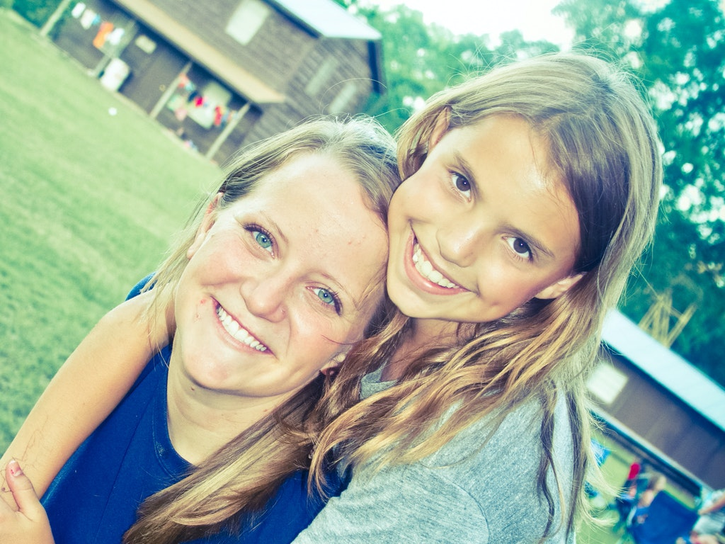 Lindsey Gabel Back At Camp Huawni In 2013!