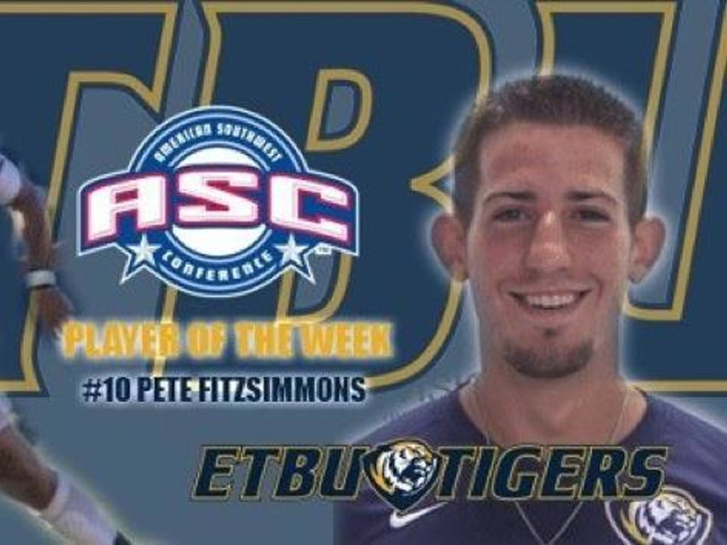 Director Pete Fitzsimmons Named ASC Sportsmanship Player of the Year