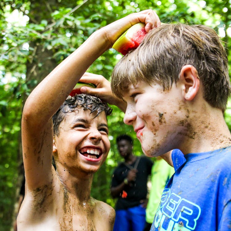 Bestsummercamps texas overnight sleepaway youth play camphuawni specialevents hiketothecarvingtrees.jpg?ixlib=rails 2.1