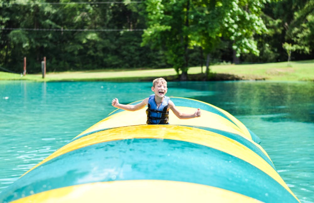 Camp huawni best summer overnight camp texas youth outdoors play blog how 2020 became our best summer ever critter pond.jpg?ixlib=rails 2.1