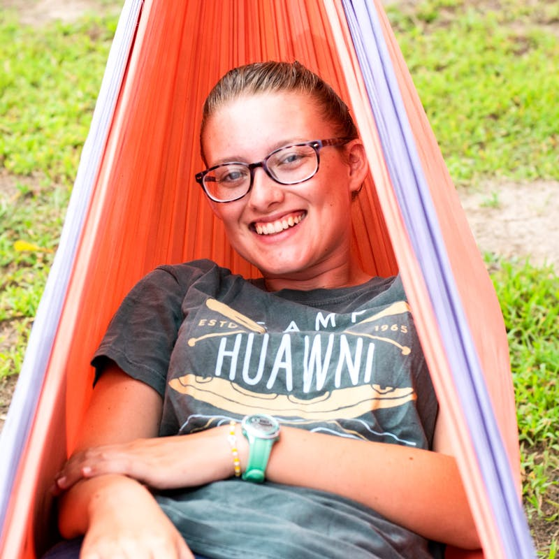 Camp huawni best summer overnight camp texas youth outdoors play fun 2021 staff counselor missy boister.jpg?ixlib=rails 2.1