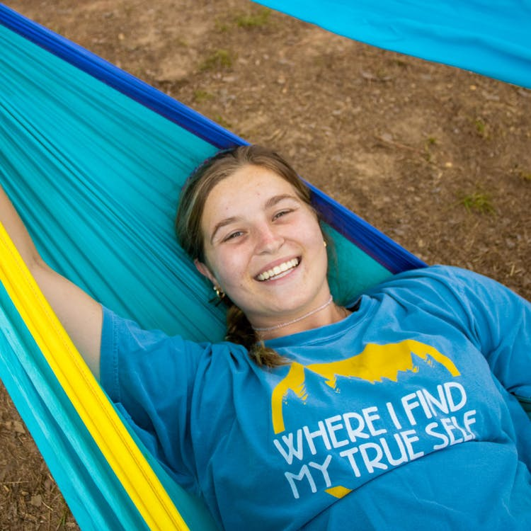 Camp huawni best summer overnight camp texas youth outdoors play fun 2021 staff counselor macy borens.jpg?ixlib=rails 2.1