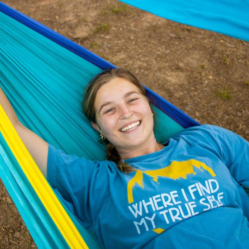 Camp huawni best summer overnight camp texas youth outdoors play fun 2021 staff counselor macy borens.jpg?ixlib=rails 2.1