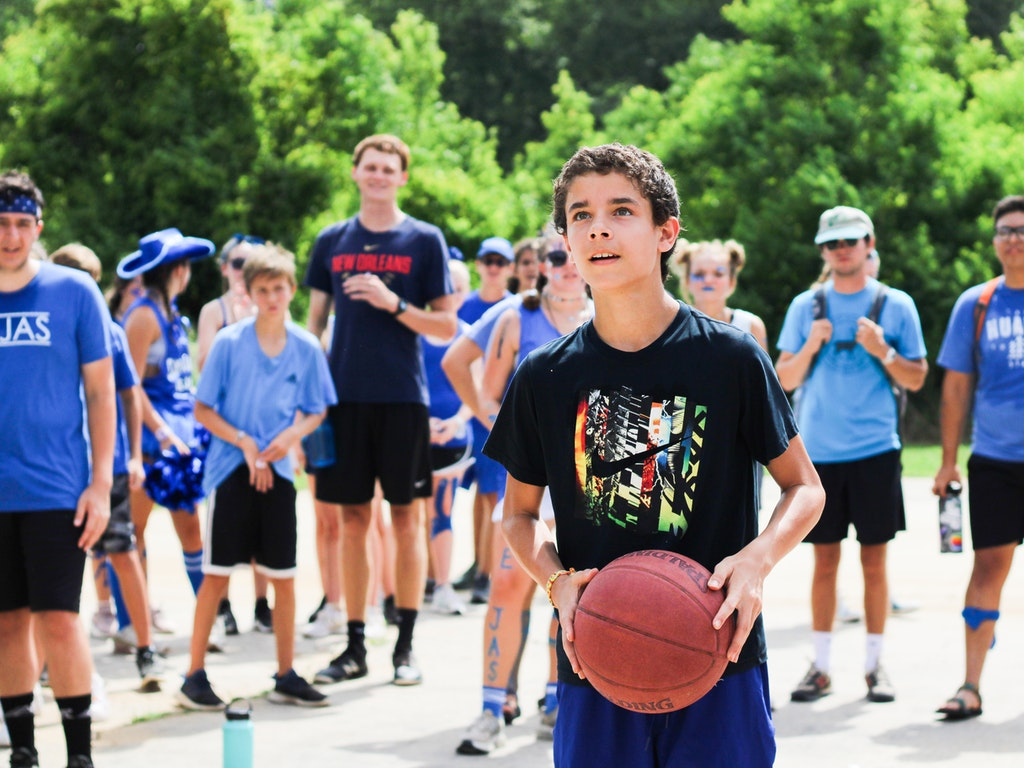 Nurturing Healthy Competition at Summer Camp