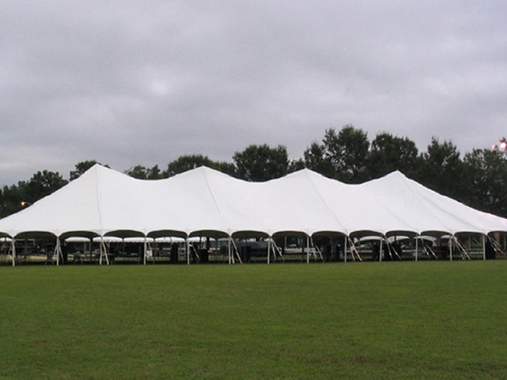 Tent, Tables, and Shots, Oh My!
