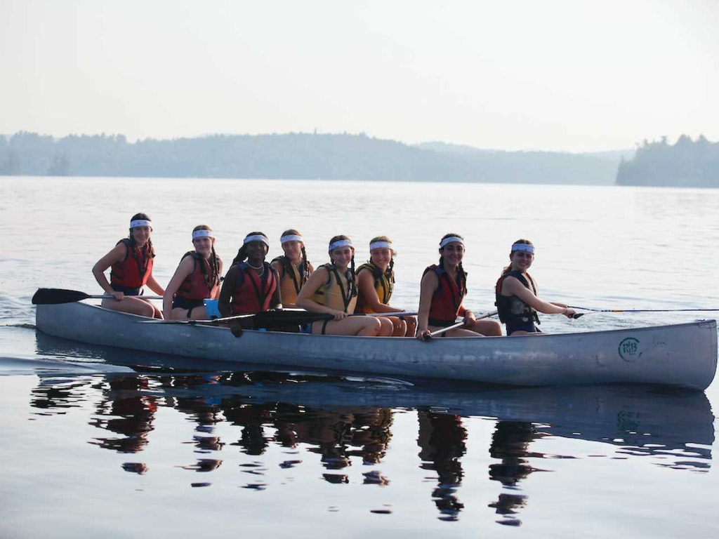 Senior War Canoe And All Camp Dance/Rep Dance