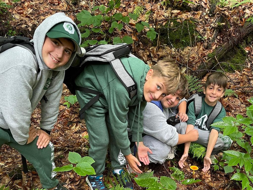 Boys Camp Trip Day #2