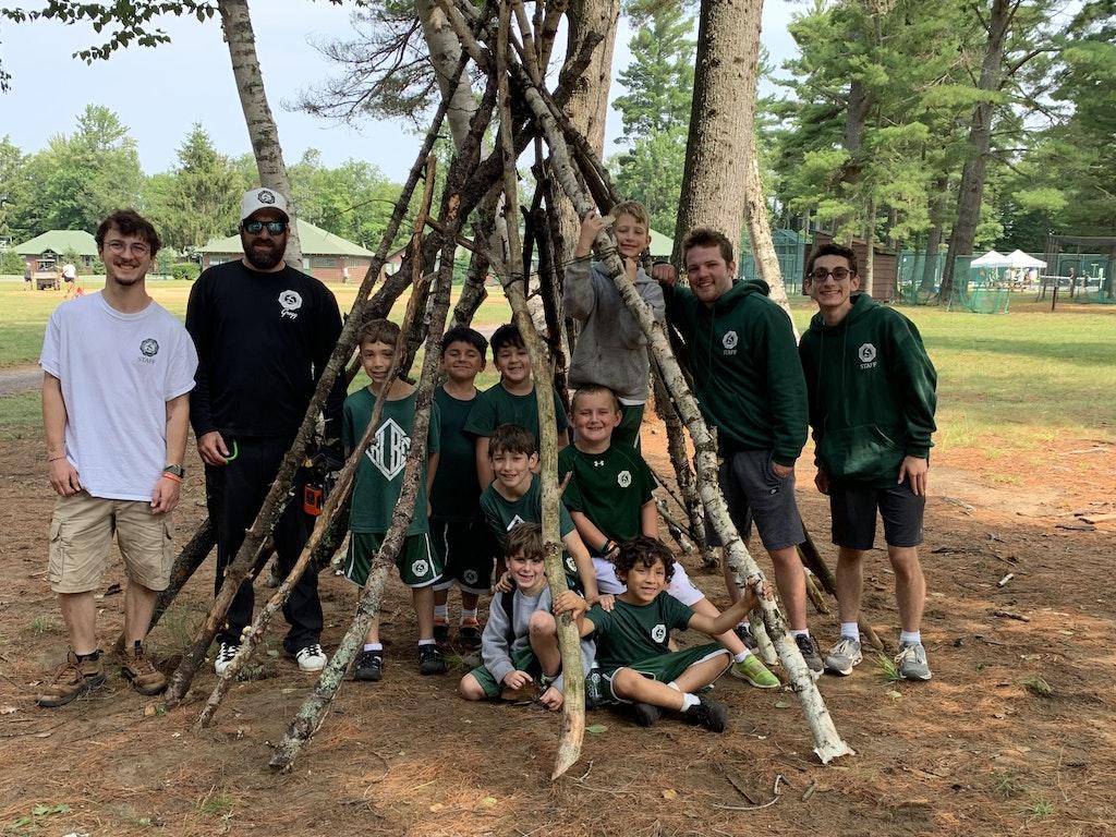 Trip Day #3 Boys Camp!