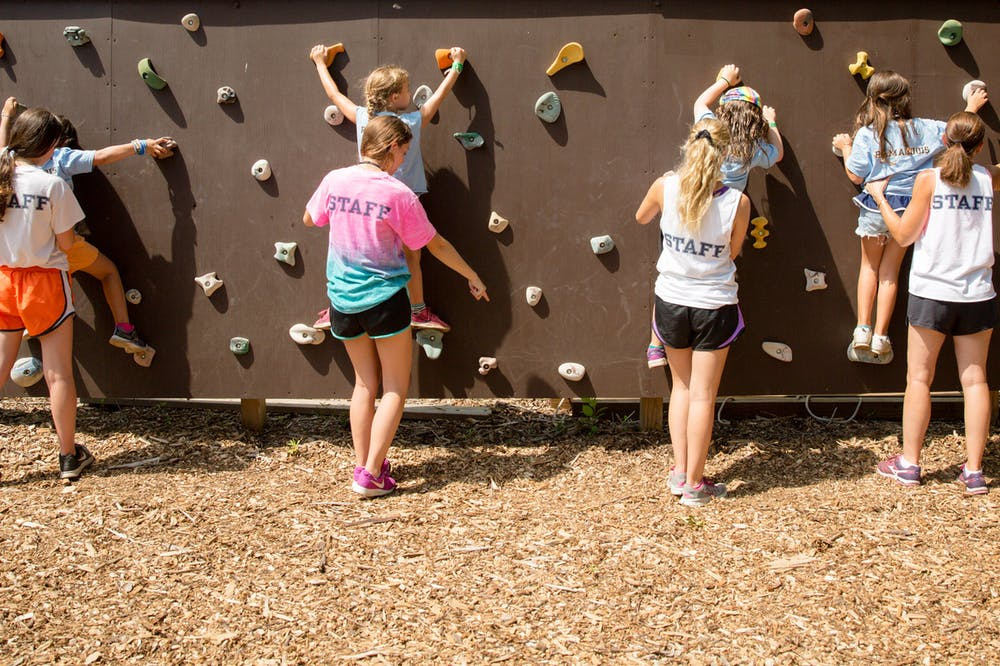 Staff and campers on the climbing wall.jpg?ixlib=rails 2.1