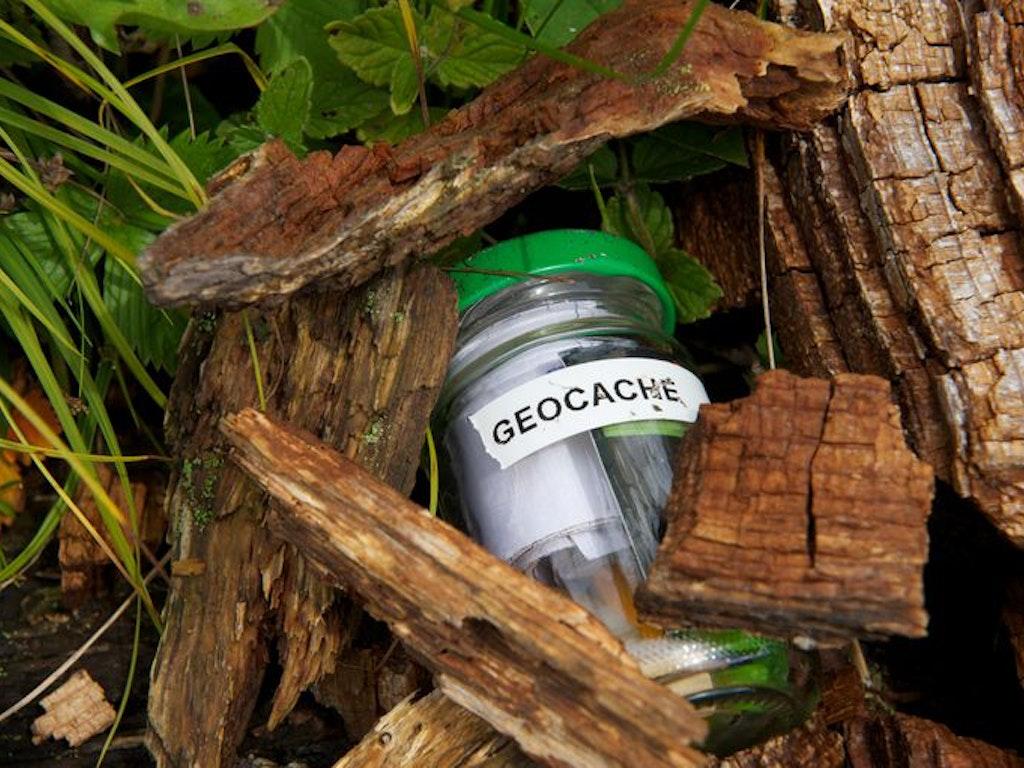 Make Your Own Geocache!