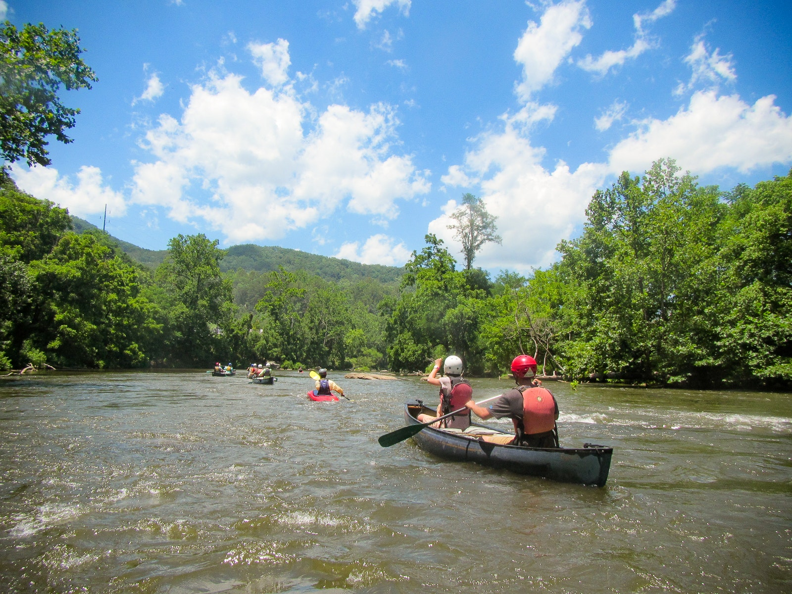 Adventure Camp for Teens in North Carolina