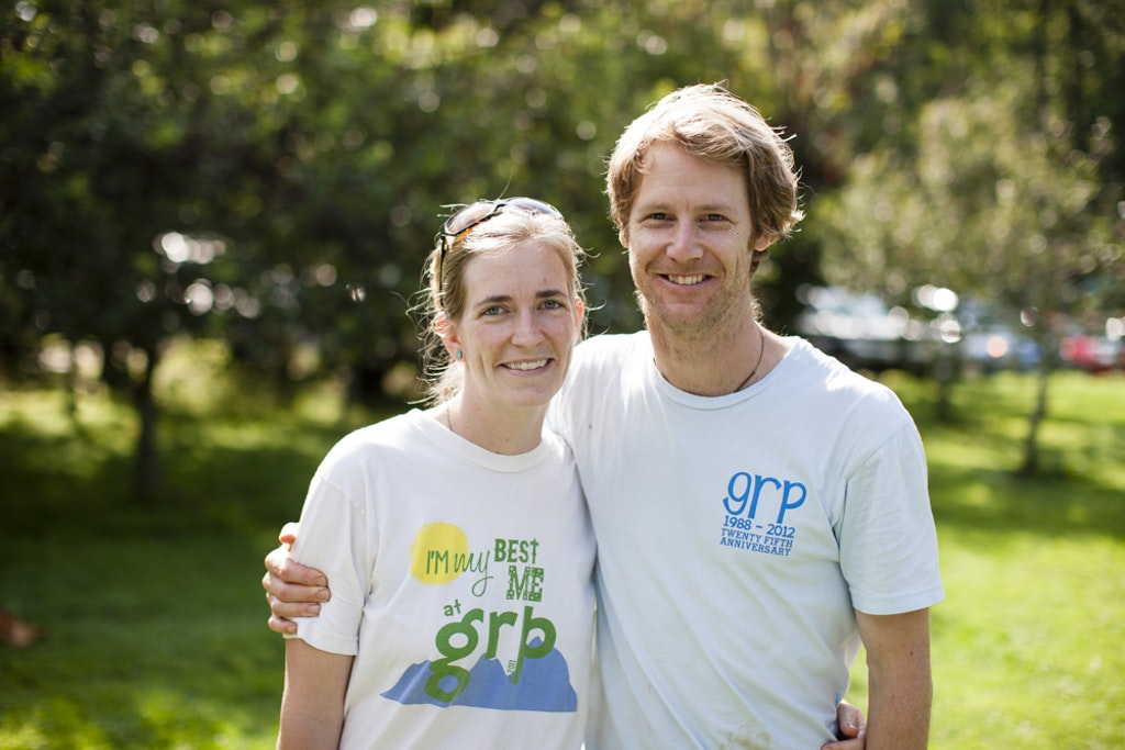 Anne & Stephen Mead