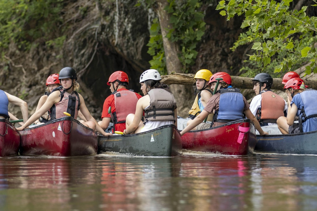 On Blue Ridge Expeditions