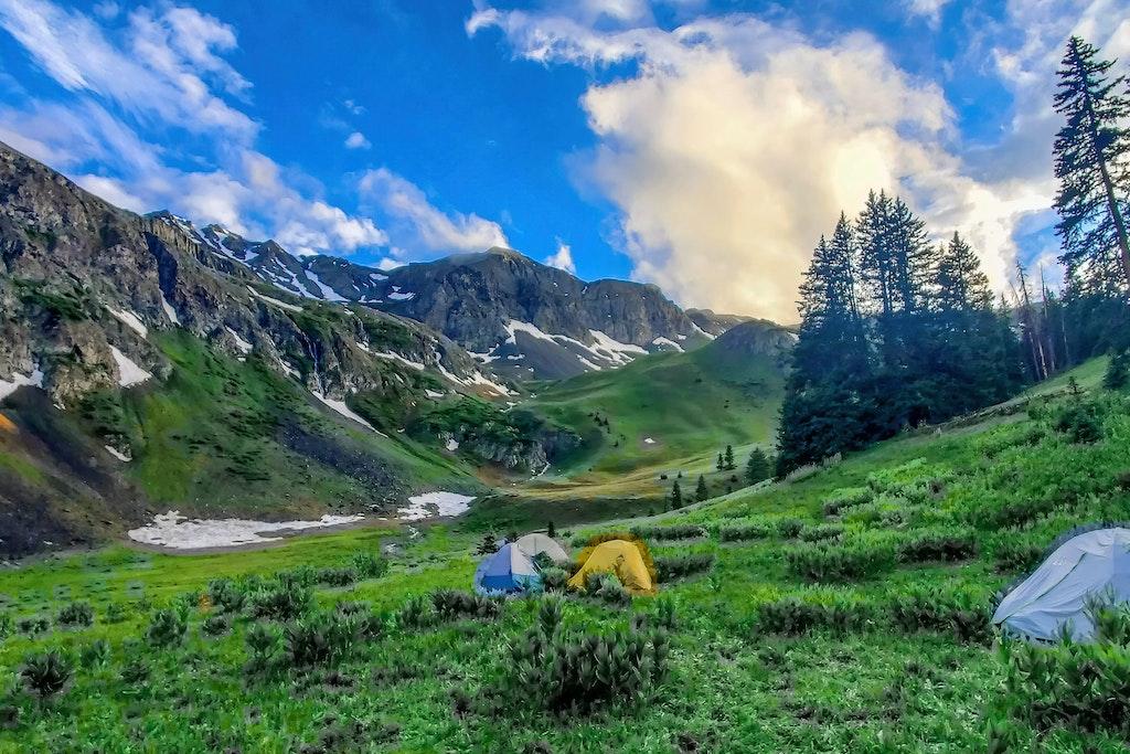 The Mountainous West