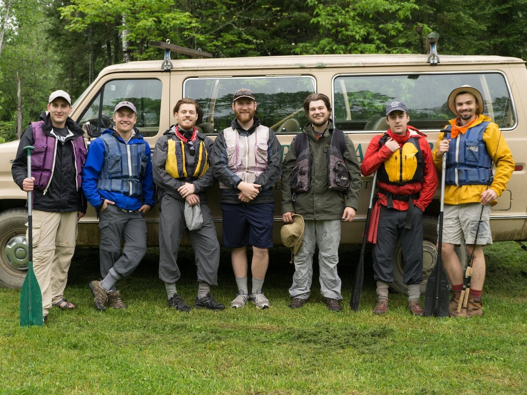 The Staff Trip: Camping Like It's Your Job