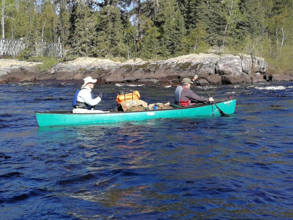 Alumni Complete Canoe Trip Expedition in the Wilds of Canada