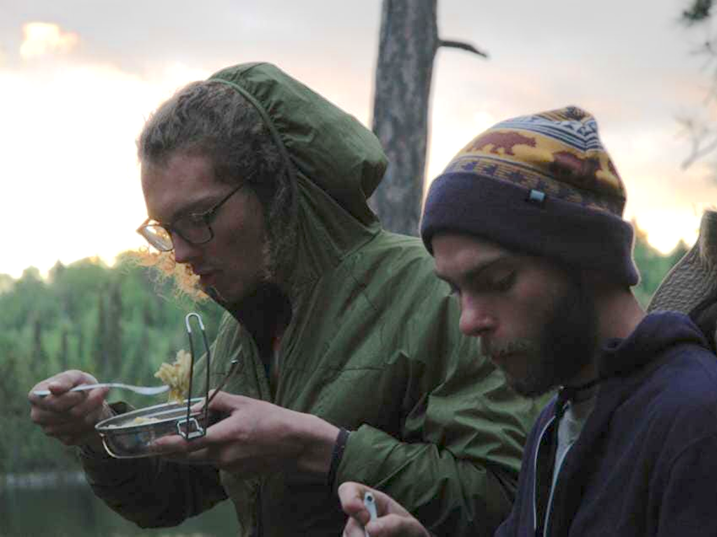 The Art of Cooking on the Trail