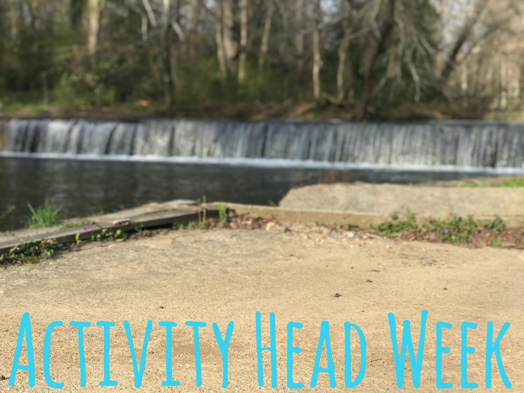 Activity Head Week