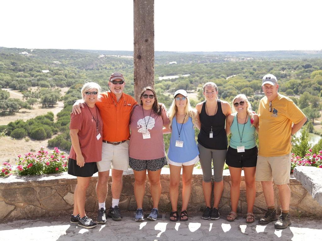 Camp Skyline Takes on Texas