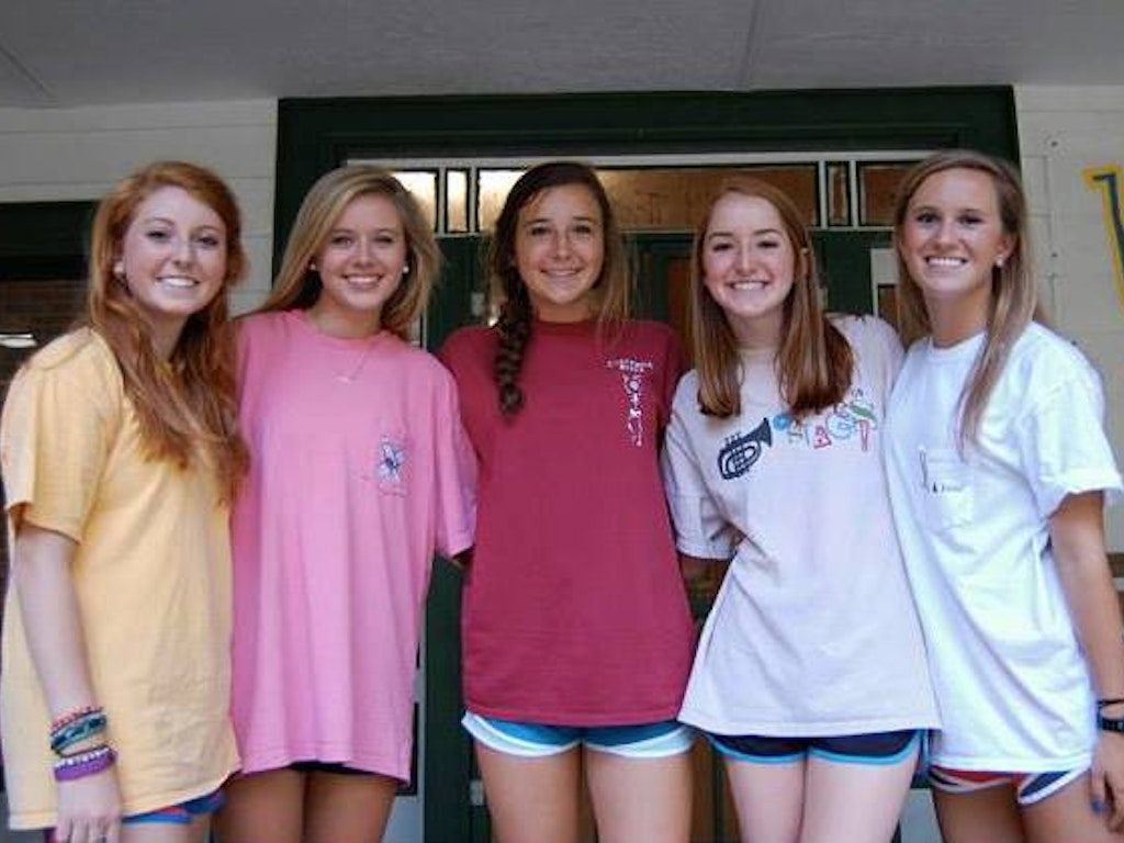 Camp Friends Are the Best Friends!