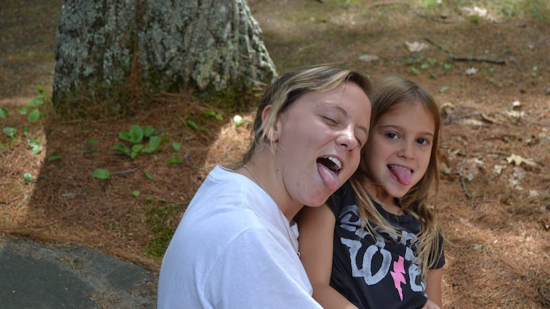 Counselor and camper making faces.jpg?ixlib=rails 2.1